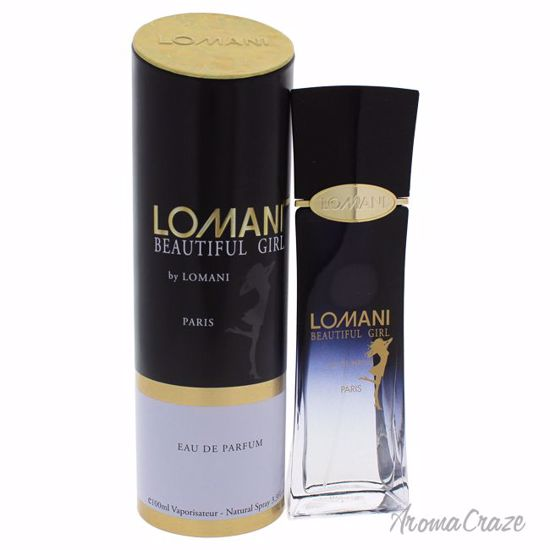 Lomani Beautiful Girl EDP Spray for Women 3.3 oz