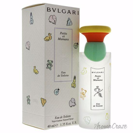 Bvlgari Petits et Mamans EDT Spray for Women 1.35 oz