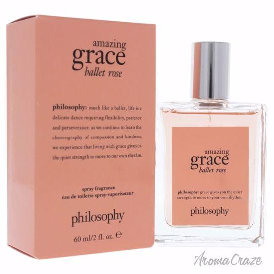 Philosophy Amazing Grace Ballet Rose EDT Spray for Women 2 o