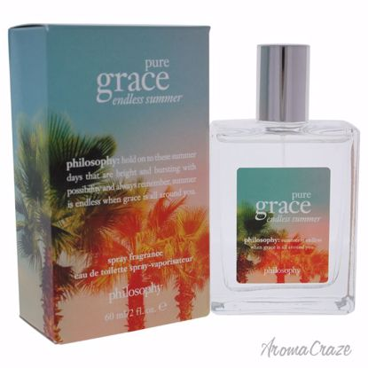 Philosophy Pure Grace Endless Summer EDT Spray for Women 2 o