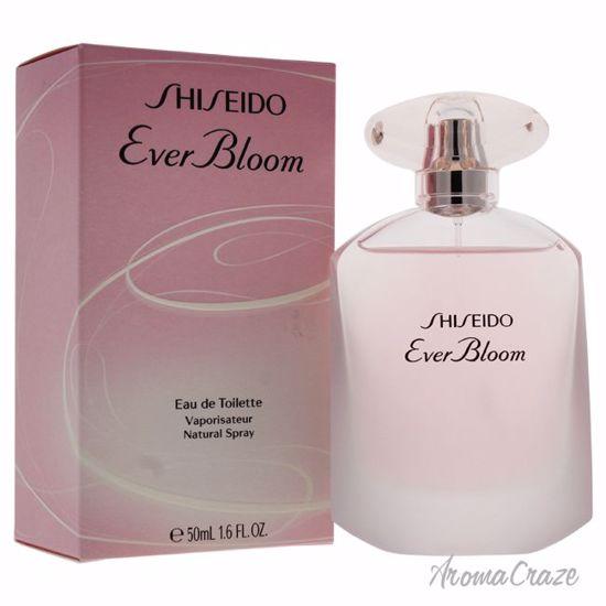 Shiseido Ever Bloom EDT Spray for Women 1.6 oz