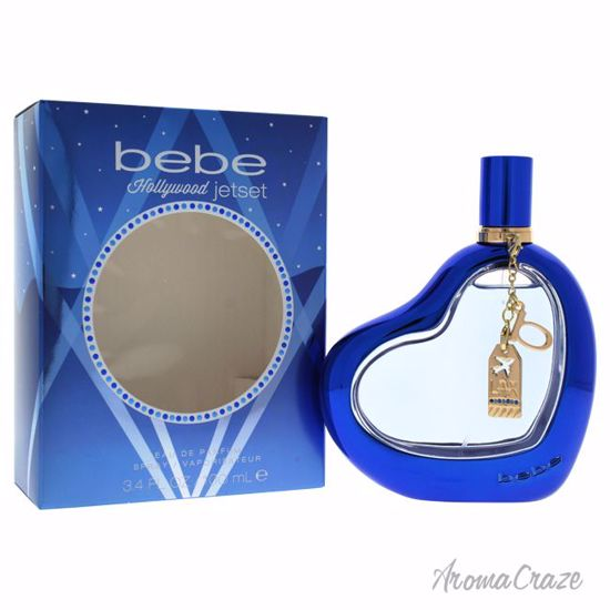 Bebe Hollywood Jetset EDP Spray for Women 3.4 oz