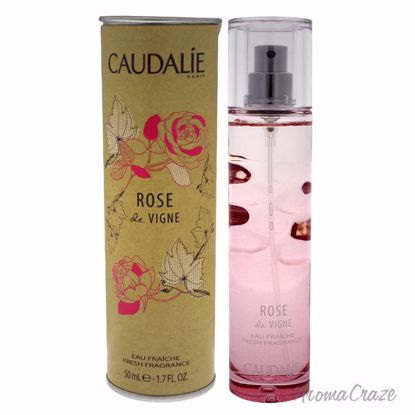 Caudalie Rose De Vigne EAU Fresh Spray for Women 1.7 oz