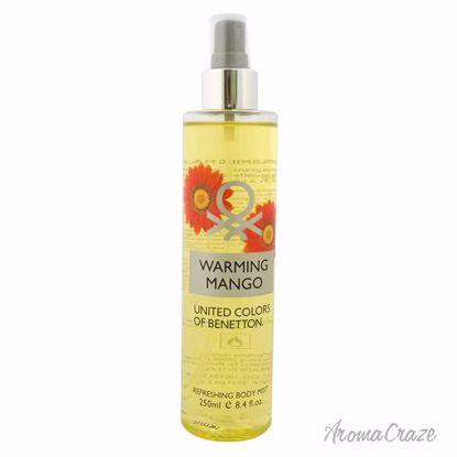 United Colors of Benetton Warming Mango Body Mist for Women