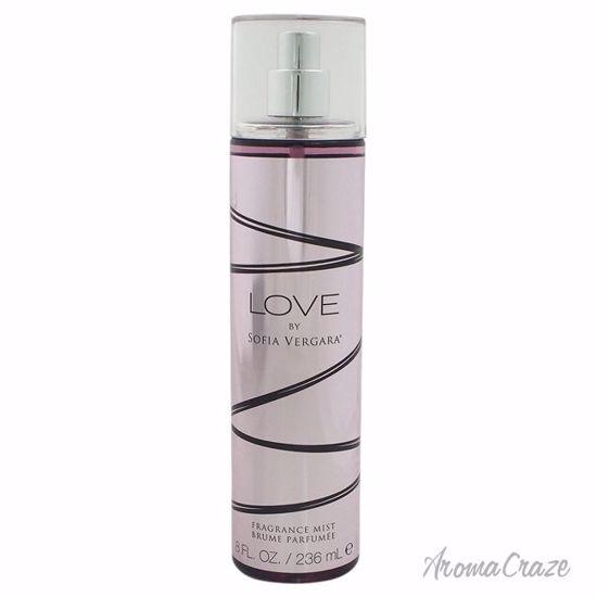 Sofia Vergara Love Fragrance Mist for Women 8 oz