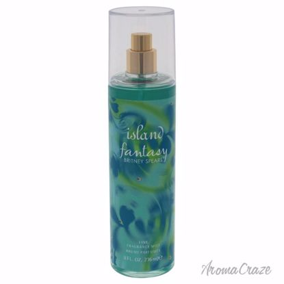 Britney Spears Island Fantasy Fragrance Mist Body Mist for W
