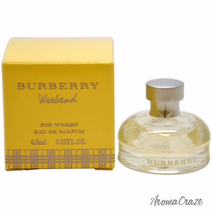 Burberry Weekend EDP Splash (Mini) for Women 5 ml
