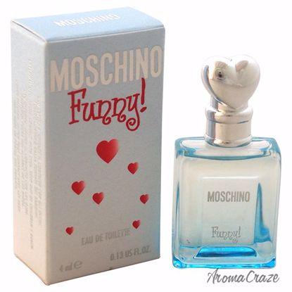 Moschino Funny EDT Splash (Mini) for Women 4 ml