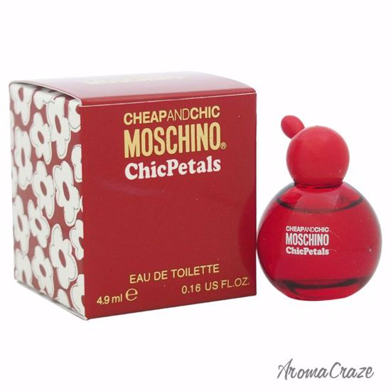 Moschino Cheap and Chic Chic Petals EDT Splash (Mini) for Wo