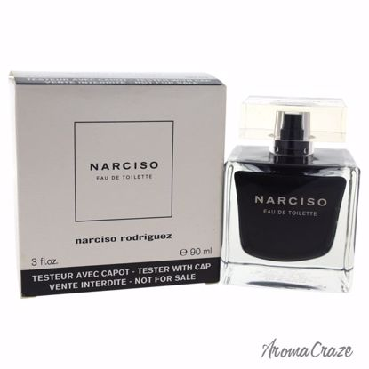 Narciso Rodriguez Narciso EDT Spray ( Tester) for Women 3 oz