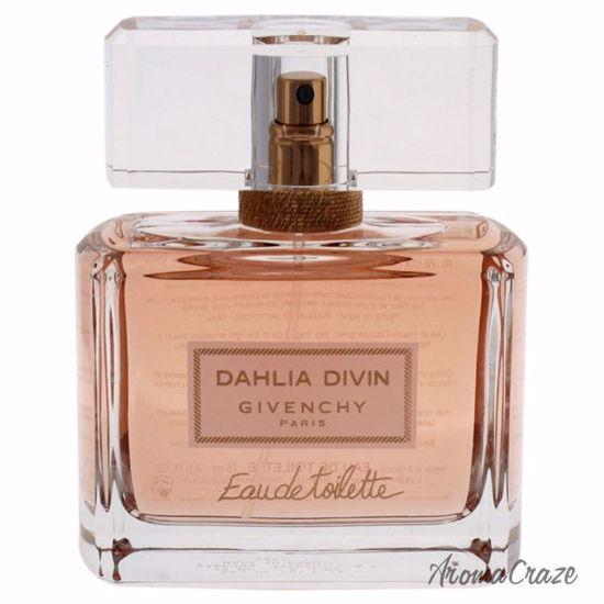 Givenchy Dahlia Divin EDT Spray (Tester) for Women 2.5 oz