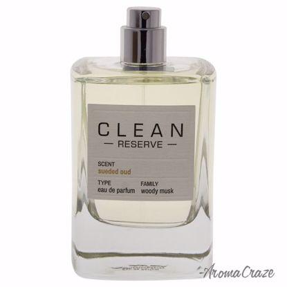 Clean Reserve Amber Saffron EDP Spray (Tester) for Women 3.4
