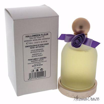 J. Del Pozo Halloween Fleur EDT Spray (Tester) for Women 3.4