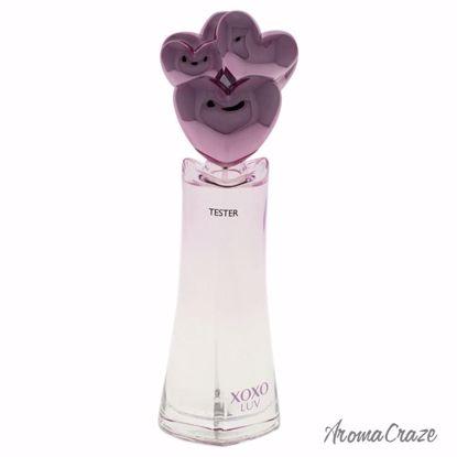 XOXO XoXo Luv EDP Spray (Tester) for Women 3.4 oz