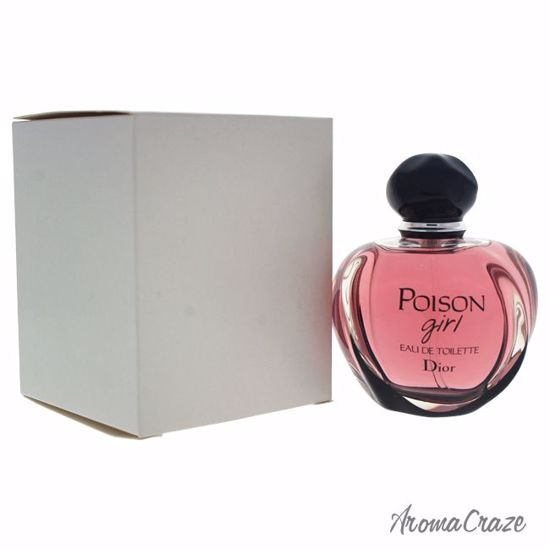 8118829b Christian Dior Poison Girl EDT Spray (Tester) for Women 3.4 oz