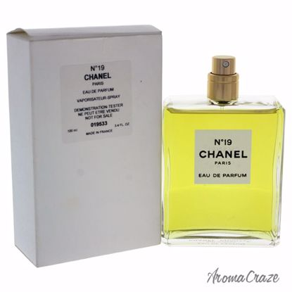 Chanel Chanel No.19 EDP Spray (Tester) for Women 3.4 oz
