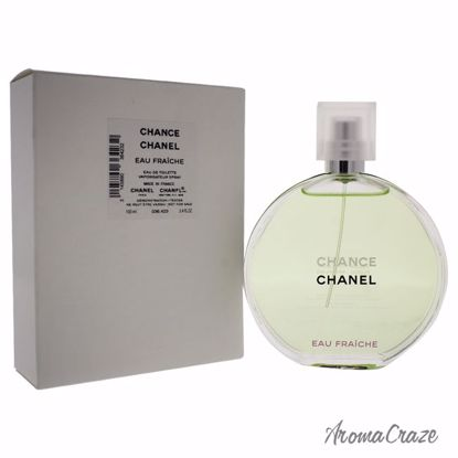 Chanel Chance Eau Fraiche EDT Spray (Tester) for Women 3.4 o