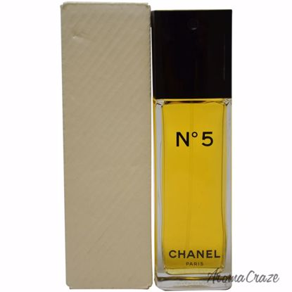 Chanel Chanel No.5 EDT Spray (Unboxed) for Women 3.4 oz