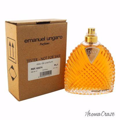 Emanuel Ungaro Diva Petite EDP Spray (Tester) for Women 3.4