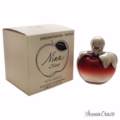 Nina by Nina Ricci L'Elixir EDP Spray (Tester) for Women 2.7