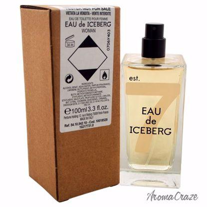 Eau de Iceberg Pour Femme EDT Spray (Tester) for Women 3.3 o