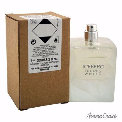 Iceberg Tender White EDT Spray (Tester) for Women 3.3 oz