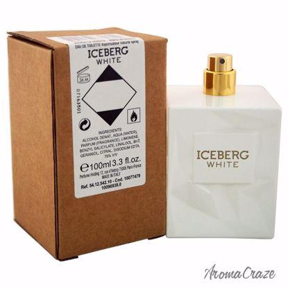 Iceberg White EDT Spray (Tester) for Women 3.3 oz