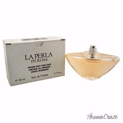 La Perla In Rosa EDT Spray (Tester) for Women 2.7 oz