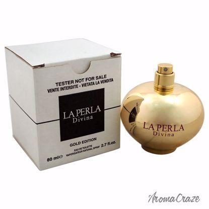 La Perla Divina Gold Edition EDT Spray (Tester) for Women 2.