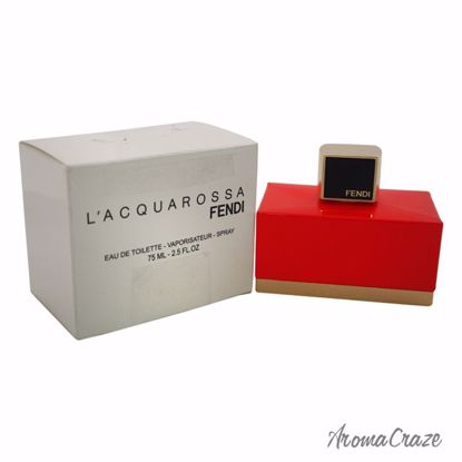 Fendi L'Acquarossa EDT Spray (Tester) for Women 2.5 oz
