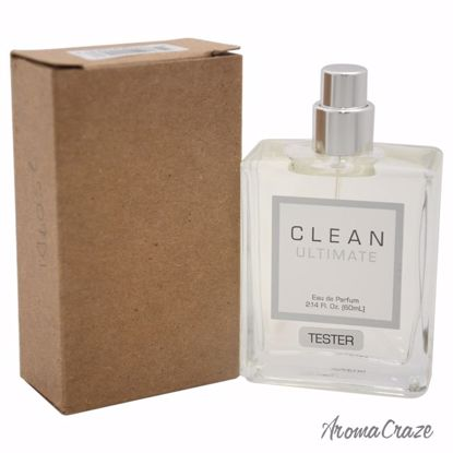 Clean Ultimate EDP Spray (Tester) for Women 2.14 oz