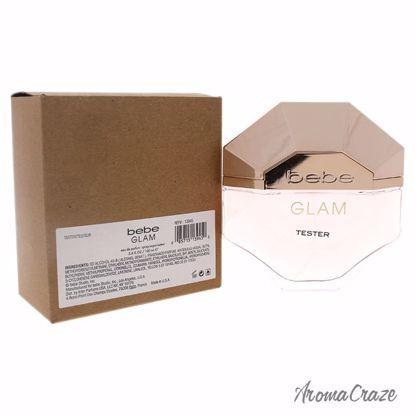 Bebe Glam EDP Spray (Tester) for Women 3.4 oz