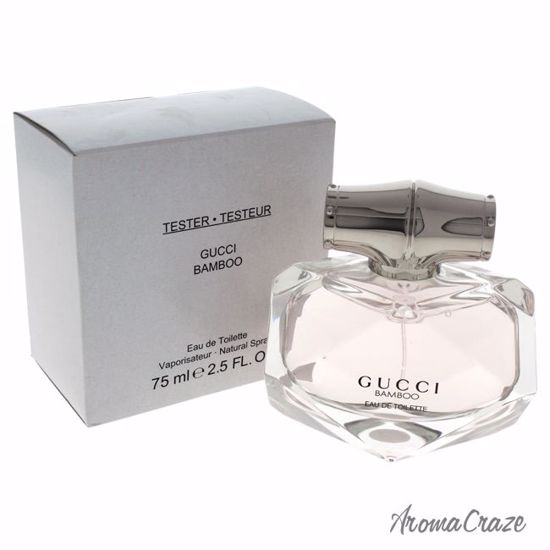 d509429a9 Gucci Bamboo EDT Spray (Tester) for Women 2.5 oz. Top Designer Women  Fragrance | Perfume and Cologne | Perfume For Women | Women Fragrances