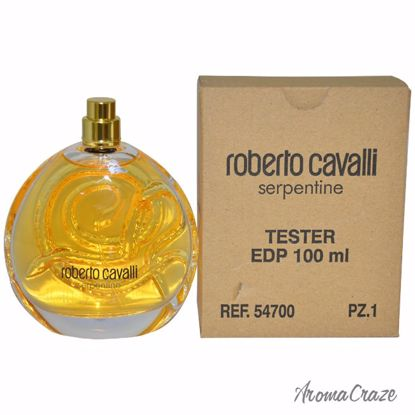 Roberto Cavalli Serpentine EDP Spray (Tester) for Women 3.4