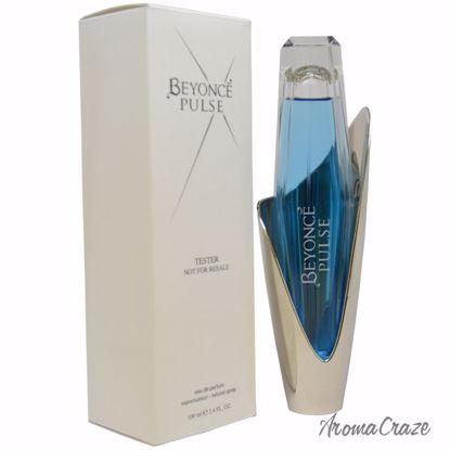 Beyonce Pulse EDP Spray (Tester) for Women 3.4 oz