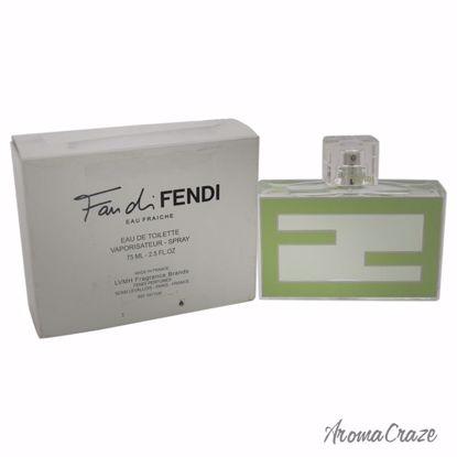 Fendi Fan di Fendi EDT Spray (Tester) for Women 2.5 oz