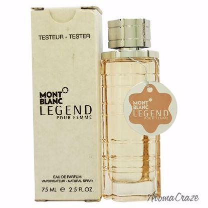 Mont Blanc Legend EDP Spray (Tester) for Women 2.5 oz
