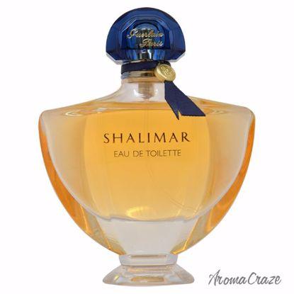 Guerlain Shalimar EDT Spray (Tester) for Women 3 oz