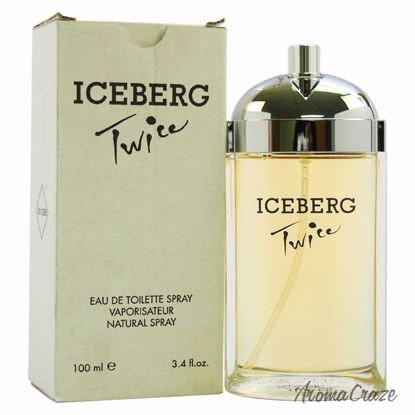 Iceberg Twice EDT Spray (Tester) for Women 3.4 oz