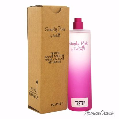 Aquolina Pink Sugar Simply Pink EDT Spray (Tester) for Women