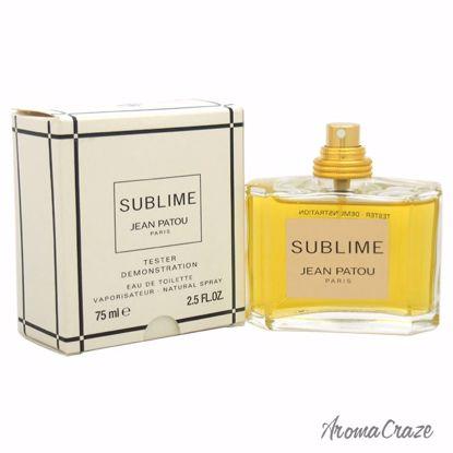 Jean Patou Sublime EDT Spray (Tester) for Women 2.5 oz