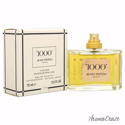 Jean Patou 1000 EDT Spray (Tester) for Women 2.5 oz
