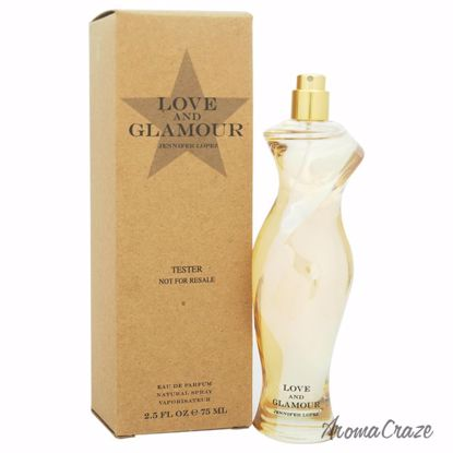 Jennifer Lopez Love and Glamour EDP Spray (Tester) for Women