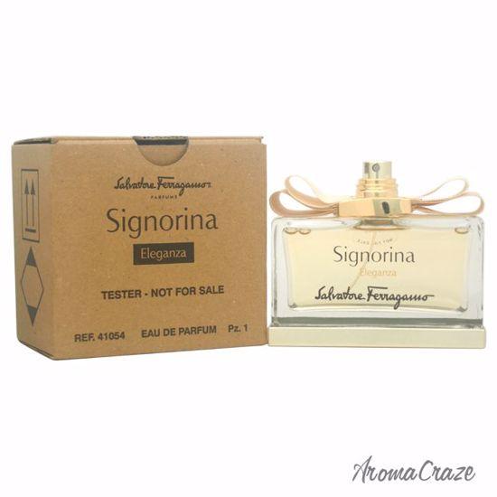 59710b9fa8f Salvatore Ferragamo Signorina Eleganza EDP Spray (Tester) for Women 3.4 oz