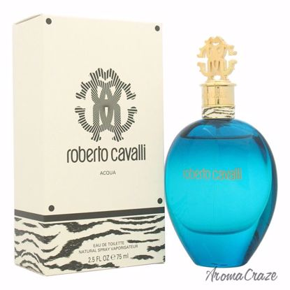 Roberto Cavalli Acqua EDT Spray (Tester) for Women 2.5 oz