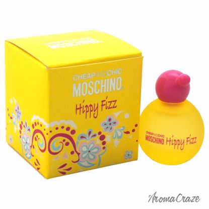 Moschino Cheap and Chic Hippy Fizz EDT Splash (Mini) for Wom