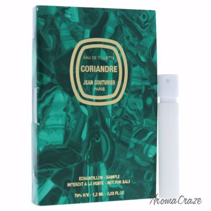 Jean Couturier Coriandre EDT Spray Vial (Mini) for Women 1.2