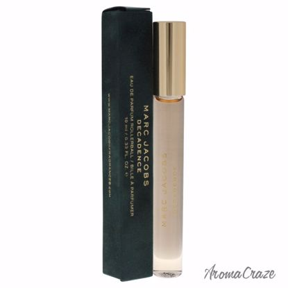 Marc Jacobs Decadence EDP Rollerball (Mini) for Women 0.33 o
