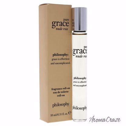 Philosophy Pure Grace Nude Rose Rollerball (Mini) for Women