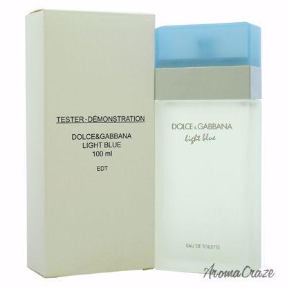 Dolce & Gabbana Light Blue EDT Spray (Tester) for Women 3.4